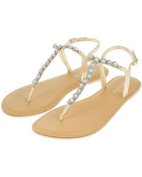 Accessorize - Rumours Sparkle Sandals - Lyst