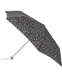 Accessorize - Multi Heart Superslim Umbrella - Lyst
