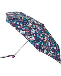 Accessorize - Floral Superslim Umbrella - Lyst