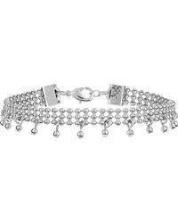 Accessorize - Metal Balls Anklet - Lyst