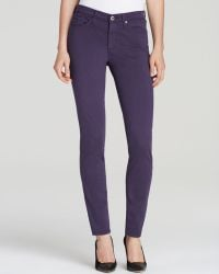 Ag Adriano Goldschmied Jeans - Exclusive Luscious Sateen Prima Cigarette in Edelberry - Lyst