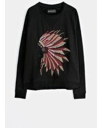 Zadig & Voltaire Sweatshirt Sunny Deluxe - Lyst