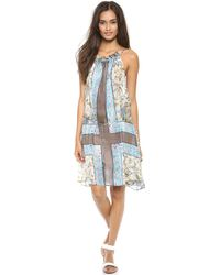 Zimmermann Mystic Cover Up Print - Lyst