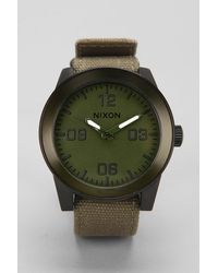 Nixon The Corporal Watch - Lyst