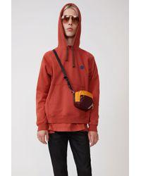 Acne Studios - Hooded sweatshirt - Lyst