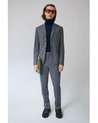 Acne Studios - Brobyn Prince light Grey - Lyst