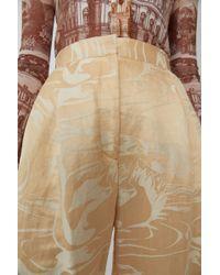 Acne Studios - Pantalon jacquard - Lyst