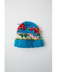 Acne Studios - Limited Edition Beanie multi - Lyst
