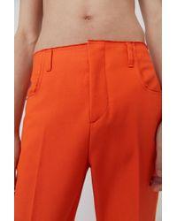 a02ee9e42585 Lyst - Pantalon noir Anselm Acne Studios pour homme en coloris Noir