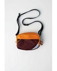 Acne Studios - Bum Bag burgundy - Lyst