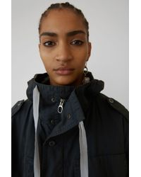 Acne Studios - Parka à queue de pie - Lyst