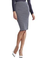 Bailey 44 Singles Skirt - Lyst