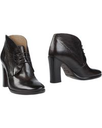 Preventi - Ankle Boots - Lyst
