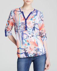 Nikkies Threads - Tropical Print Top - Bloomingdale's Exclusive - Lyst