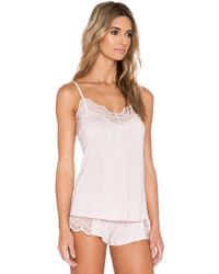 Only Hearts - Venice Low Back Cami - Lyst