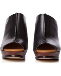 See By Chloé | Alex Leather Mule | Lyst