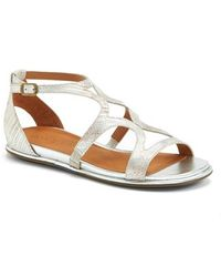 Gentle Souls 'Oak' Leather Sandal - Lyst