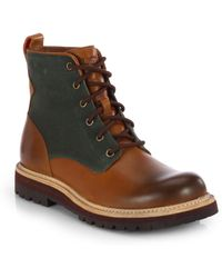 Ugg Huntley Waterproof Boots - Lyst
