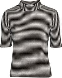 H&M Polo-Neck Top - Lyst