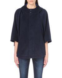 5cm - Fleece Hooded Jacket - For Women - Lyst