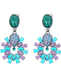 Moutoncollet - Doritis Azure Earrings - Lyst