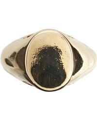 Cheap Monday - Signet Ring - Lyst
