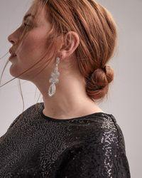 Addition Elle - Pendant Earrings - Lyst