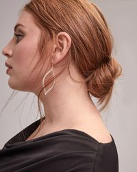 Addition Elle - Tear Drop Earrings - Lyst