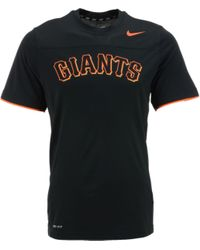 Nike Mens Shortsleeve San Francisco Giants Legend Drifit Tshirt - Lyst