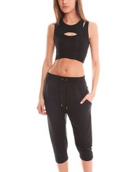 Helmut Lang Double Layered Bra Top - Lyst