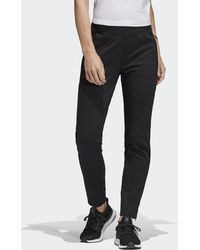 adidas Id Glory 78 Skinny Pants in Black Lyst