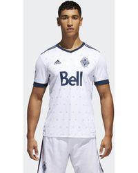 adidas - Whitecaps Home Jersey - Lyst