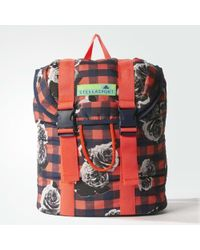 adidas - Stellasport Printed Backpack - Lyst a663a322e3325