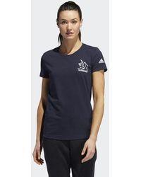 c3a9e858 J.Crew Girls' Unicorn-print T-shirt in Blue - Lyst