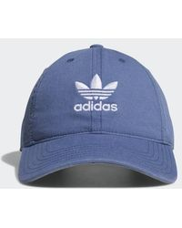 adidas - Relaxed Strap-back Cap - Lyst