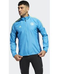 adidas - Boston Marathon® Celebration Jacket - Lyst