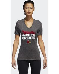 adidas - Cardinals Here To Create Tee - Lyst