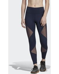 8d5d59e781cd3f adidas Believe This High-rise Wanderlust Tights in Green - Lyst