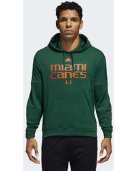 adidas - Miami Canes Hoodie - Lyst