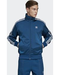 a53eb521 adidas Originals Adidas Trefoil Hoodie Legend Marine in Blue for Men ...
