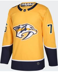 adidas - Predators Home Authentic Jersey - Lyst
