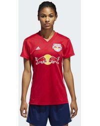adidas - New York Red Bulls Away Replica Jersey - Lyst