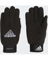 adidas - Fieldplayer Gloves - Lyst