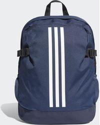 adidas - 3-stripes Power Backpack Medium - Lyst