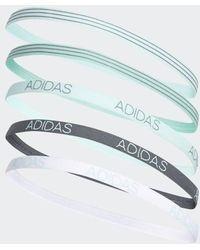 adidas - Creator Hairbands 5-pack - Lyst