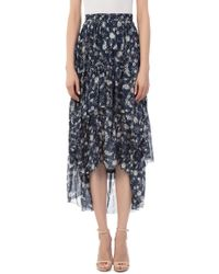 Ulla Johnson - Marilyn Floral Skirt - Lyst