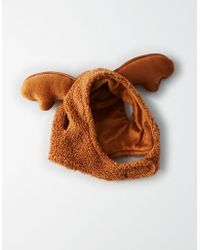 American Eagle | American Beagle Outfitters Light Up Plush Antlers | Lyst