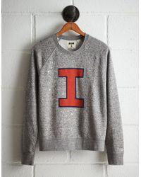 Tailgate - Women's Illinois Boyfriend Sweatshirt - Lyst