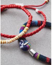 American Eagle - Warm Tones Bracelet Bundle - Lyst