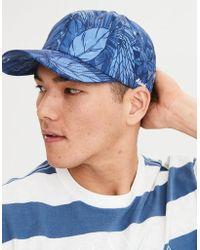 75f189dc3c5 Lyst - Billabong Sly Floral-print Snapback Hat in Black for Men